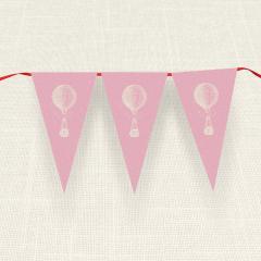 Σημαιάκια MyMastoras Pink Aerostat