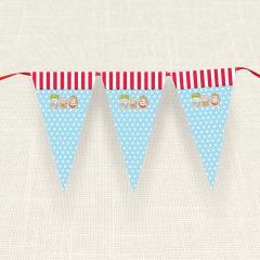 Σημαιάκια MyMastoras Candy Shop