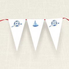 Σημαιάκια MyMastoras Ribbon Boat