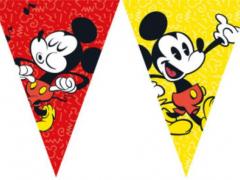 Γιρλάντα σημαιάκια Mickey Super Cool 2,3μ.