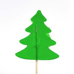 Γλειφιτζούρι χριστουγεννιάτικο δέντρο πράσινο 30gr