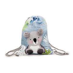 Υφασμάτινο σακίδιο πλάτης κοάλα 30x25εκ