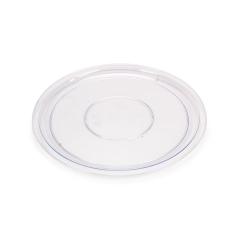 Πλαστικός δίσκος απλός διαφανές 30εκ