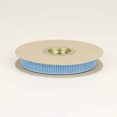 Κορδέλα φιλντιρέ γαλάζια 15mm