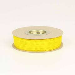 Κορδέλα φιλντιρέ κίτρινη 7mm