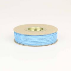 Κορδέλα φιλντιρέ γαλάζια 7mm
