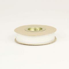 Κορδέλα φιλντιρέ λευκό 7mm