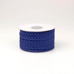 Κορδέλα ζικ ζακ μπλε ηλεκτρίκ 3mm