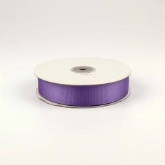 Κορδέλα γκρό μοβ 25mm