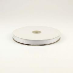 Κορδέλα γκρό λευκή 15mm