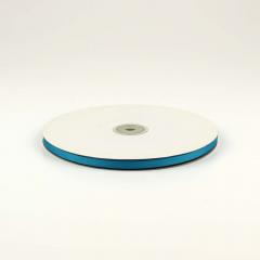Κορδέλα γκρό μπλε 6mm