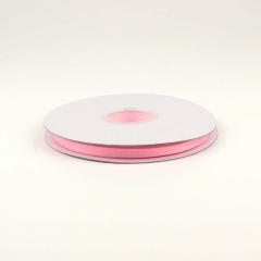 Κορδέλα γκρό ροζ πέρλα 6mm