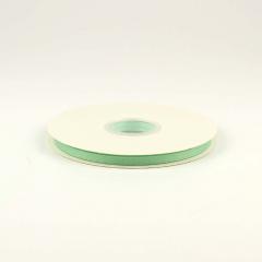 Κορδέλα γκρό πράσινο μέντα 6mm
