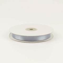 Κορδέλα σατέν διπλής όψεως 15mm γκρι