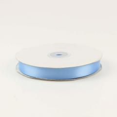 Κορδέλα σατέν διπλής όψεως 15mm γαλάζιο