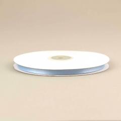 Κορδέλα σατέν διπλής όψης 6mm γαλάζιο