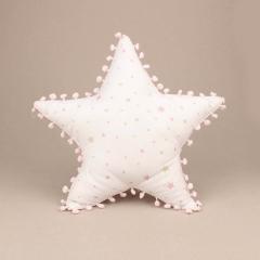 Μαξιλάρι υφασμάτινο σε σχήμα αστεριού