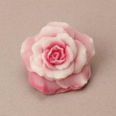 Χειροποίητο σαπουνάκι σε σχήμα τριαντάφυλλο
