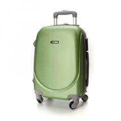 Βαλίτσα τρόλεϊ ματ πράσινη