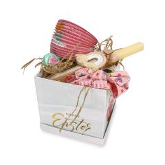 Πασχαλινό πακέτο δώρου Happy Easter
