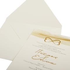Προσκλητήρια Γάμου Infinity Love MyMastoras®