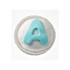 Cupcake Μονόγραμμα Αγγλικό
