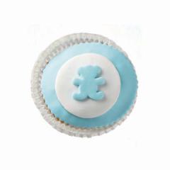 Cupcake Αρκουδάκι