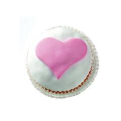 Cupcake Καρδιά