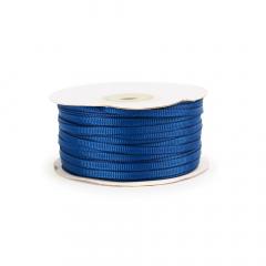 Κορδέλα γκρο μπλε σκούρο 3mmΧ91μ