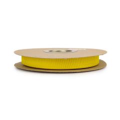 Κορδέλα φιλντιρέ κίτρινη 15mm 20μ