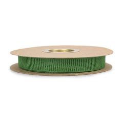 Κορδέλα φιλντιρέ πράσινη 15mm 20μ