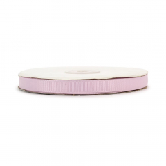 Κορδέλα γκρο ροζ 10mm 45μ