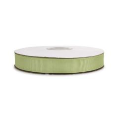 Κορδέλα γκρο πράσινο λαδί 15mm 45μ