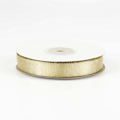 Κορδέλα Lurex χρυσή 16mmX25m