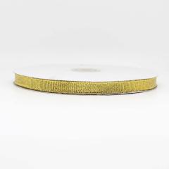 Κορδέλα Lurex χρυσή 10mmX100m