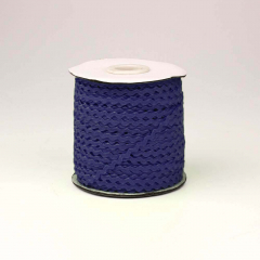 Κορδέλα ζικ ζακ μπλε σκούρο 3mm/100m