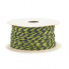 Κορδόνι χάρτινο δίχρωμο πράσινο μπλέ 1-2mm50μ