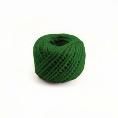 Κορδόνι λινάτσα 2mmX50m πράσινο