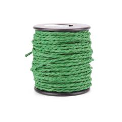 Κορδόνι χάρτινο πράσινο 2mm 25m