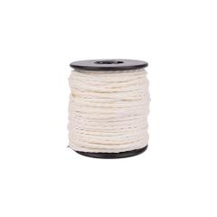 Κορδόνι χάρτινο λευκό 2mmX25m