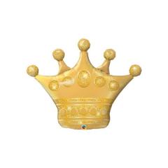 Μπαλόνι χρυσή Κορώνα 104 εκ