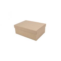 Κουτί χάρτινο craft 19x14x7εκ