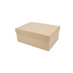 Κουτί χάρτινο craft 20x15x8εκ