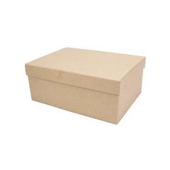 Κουτί χάρτινο craft 22x16x9εκ