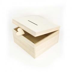 Φυσικό κουτί ευχών 20Χ20Χ12