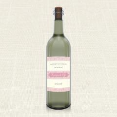 Ετικέτα Κρασιού MyMastoras Old Pink