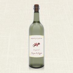 Ετικέτα Κρασιού MyMastoras Key Life