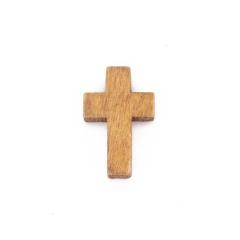 Ξύλινος σταυρός 17x13mm 50τεμ
