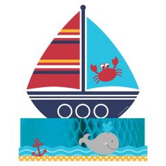Επιτραπέζιο διακοσμητικό με θέμα Ahoy Matey
