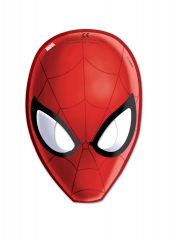 Χάρτινες μάσκες Spider-Man 6τεμ.